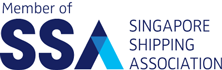 Member of SSA - Singapore Shipping Assoc
